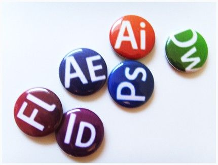 new adobe cs3 icons buttons set