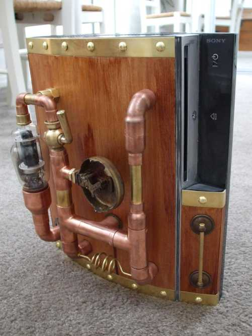 playstation 3 mod steampunk