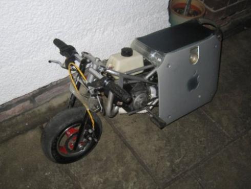 apple power mac bike