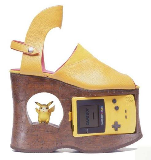 gameboy shoes
