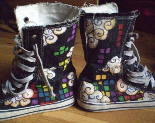 new tetris shoes