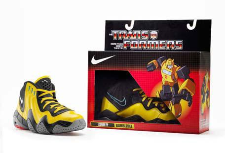 new transformers shoes