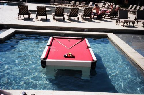 all weather pool tables