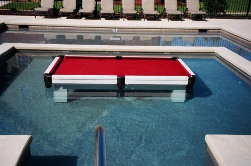 all weather snooker table