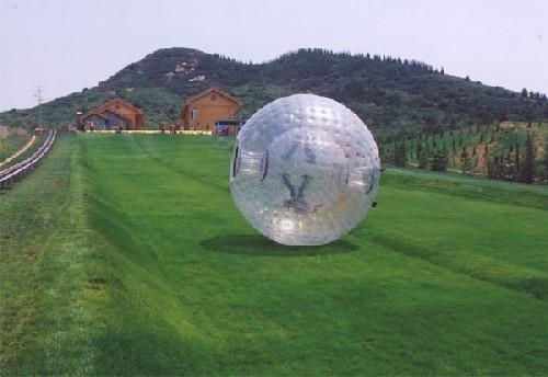 Human Hamster ball for Zorbing