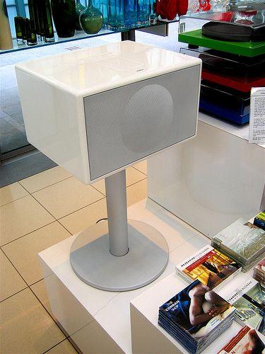 Geneva Sound System iPod Speaker 11