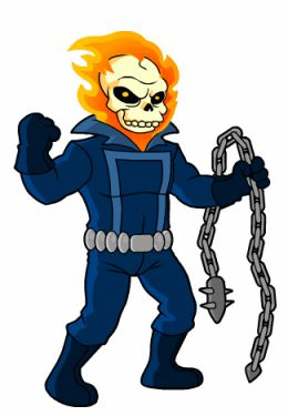 Ghost-Rider-Marvel-Comics