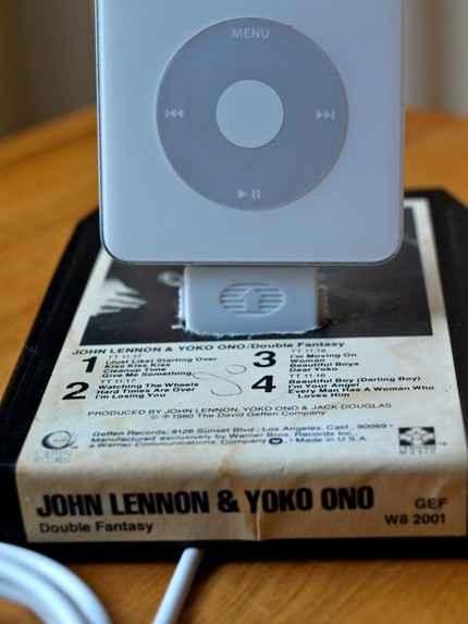 John Lenon & Yoko Ono Dock