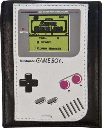 Nintendo Gameboy Wallet 2