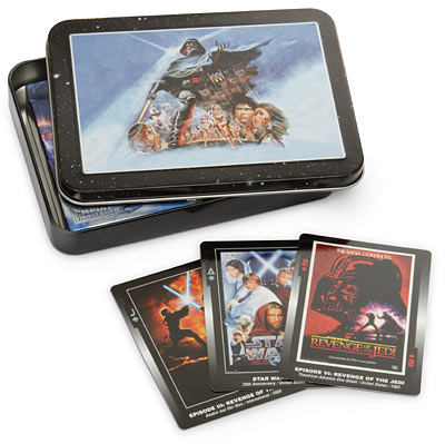 Star Wars Playing Cards 1
