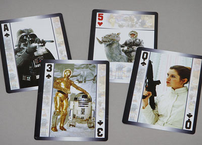 Star Wars Playing Cards 2