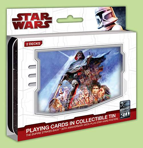 Star Wars Playing Cards 3