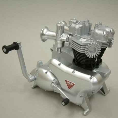 USB MOTORCYCLE ENGINE HUB