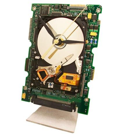 Hadr Drive Clock