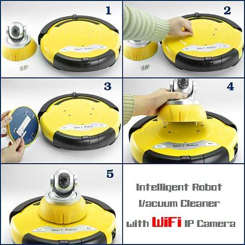 Intelligent Robot Vacuum Cleaner 1
