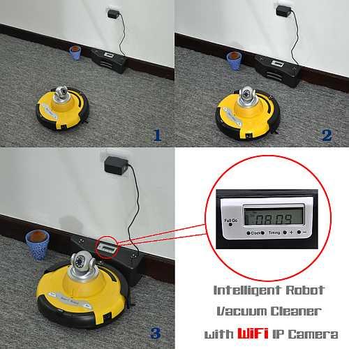 Intelligent Robot Vacuum Cleaner 5