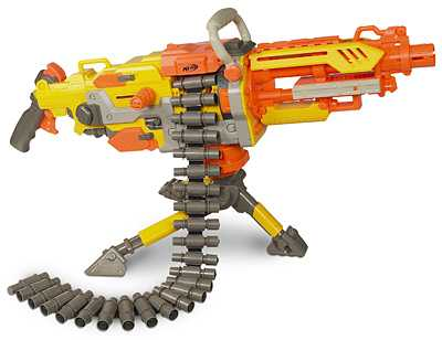 Nerf Vulcan Automatic Heavy Blaster