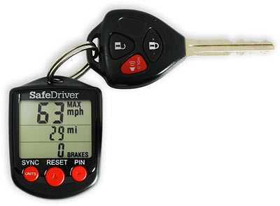 Safedriver Wireless Vehicle Monitor 1
