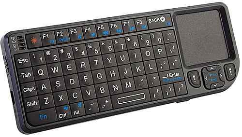Rii Wireless mini keyboard with laser pointer3