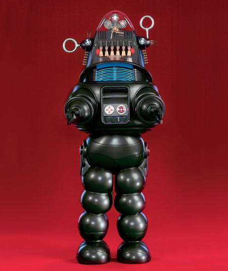 Robby the robot1