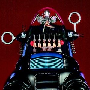 Robby the robot2