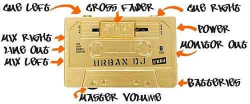 Urban DJ mixer3