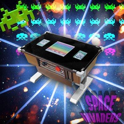 The Space Invaders Replica Coin Bank