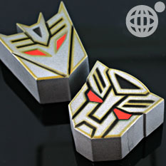 Transformers 3d magnets-5