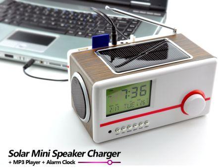 Solar Mini Charger 3