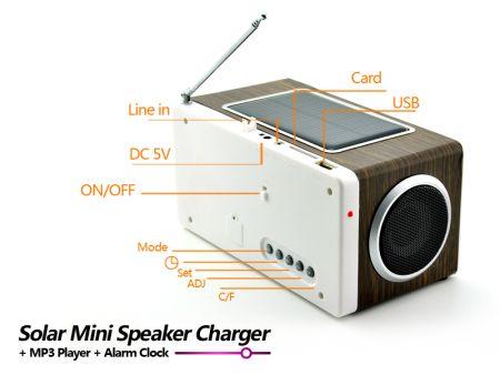 Solar Mini Charger 4