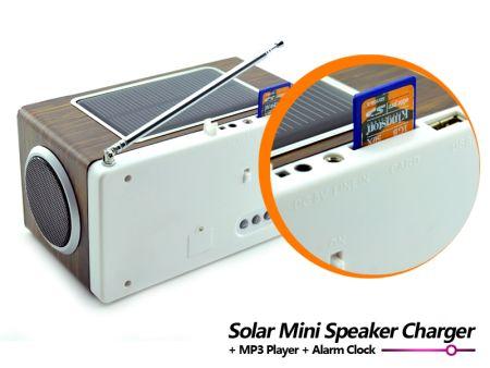 Solar Mini Charger 5