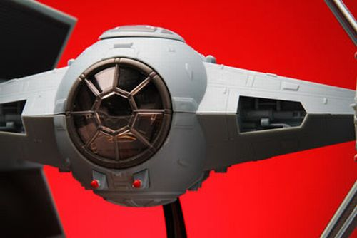 Star Wars Tie Fighter Model 2