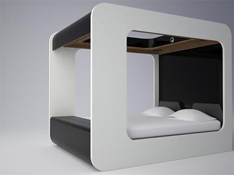 hi can bed design for geeks