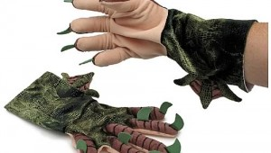 Cthulhu Plush Gloves Give You Rather Cute Demonic Hands