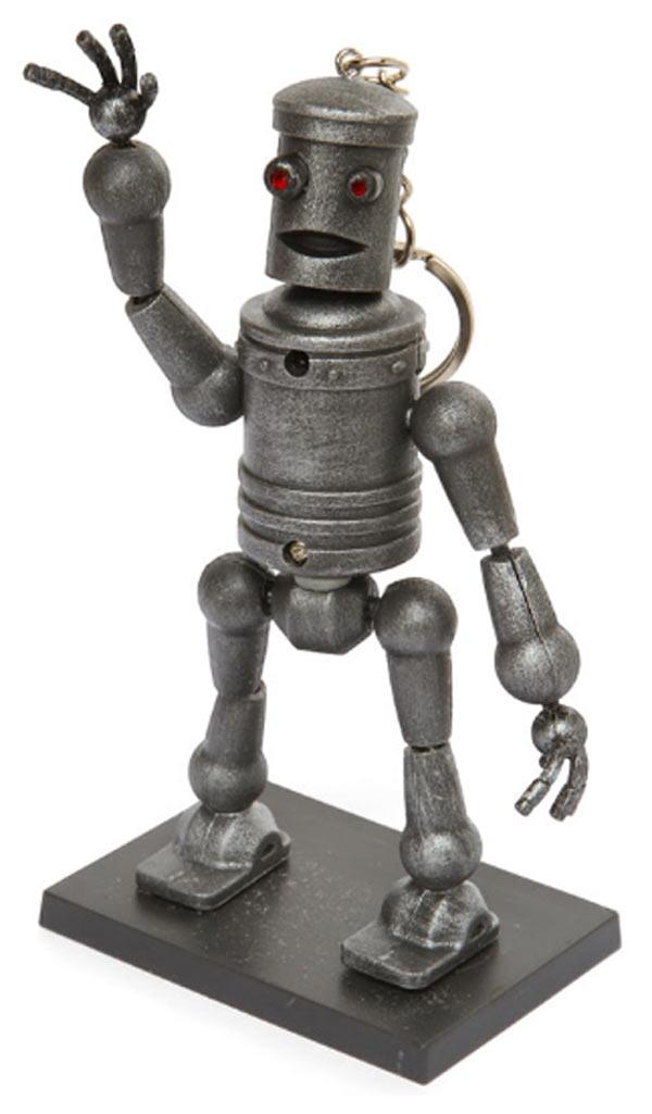 Humping robot