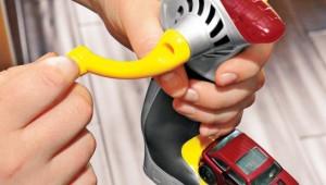 Hand Crank RC Car1