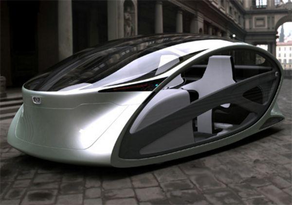 Futuristic Car Designs 1