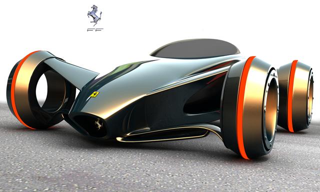 Futuristic Car Designs 2