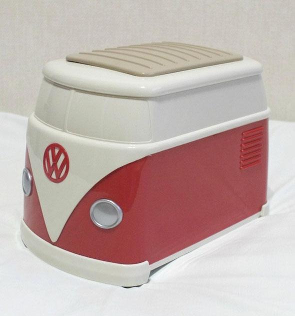 Volkswagen Imprints Toaster