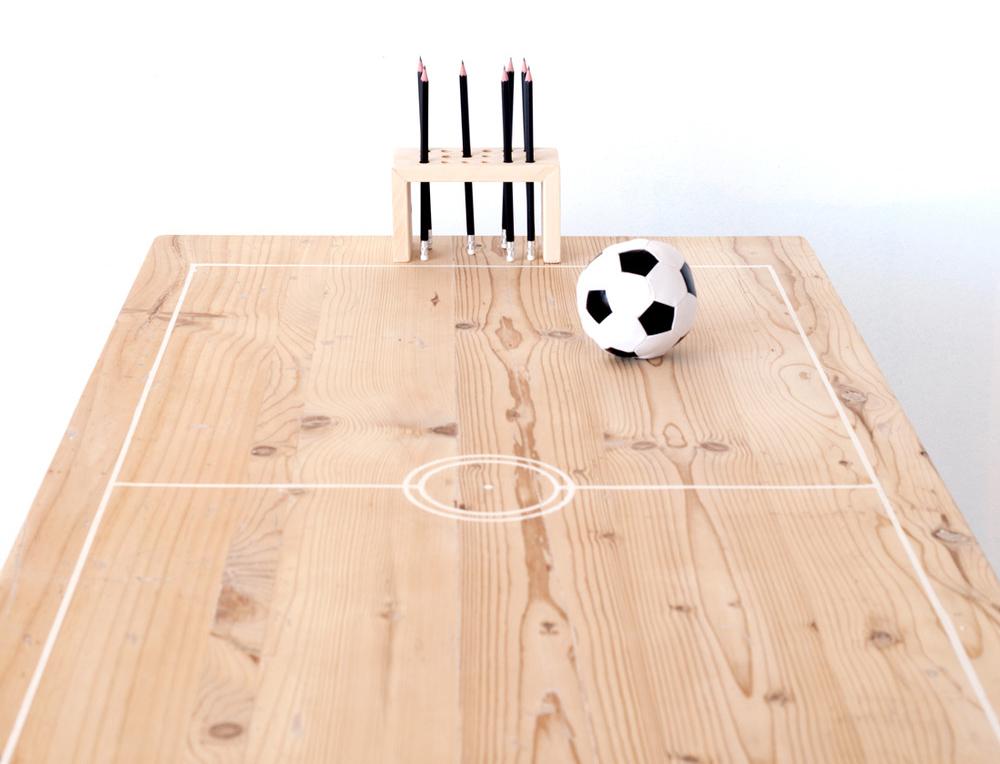 soccer table design