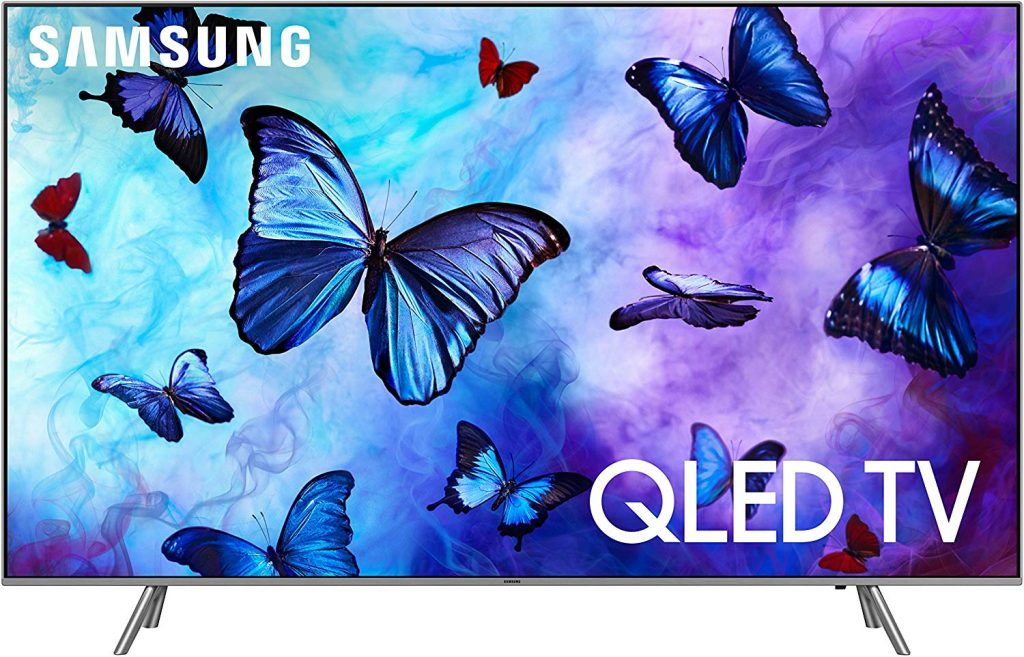 "Samsung QN49Q6F Flat 49"" QLED 4K UHD 6 Series Smart TV"